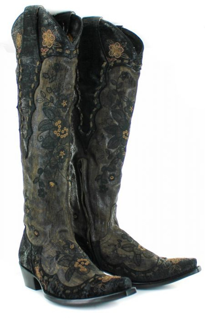 Old Gringo Bonnie Mayra Brown Relaxed Fit Boots L2989-1 Picture