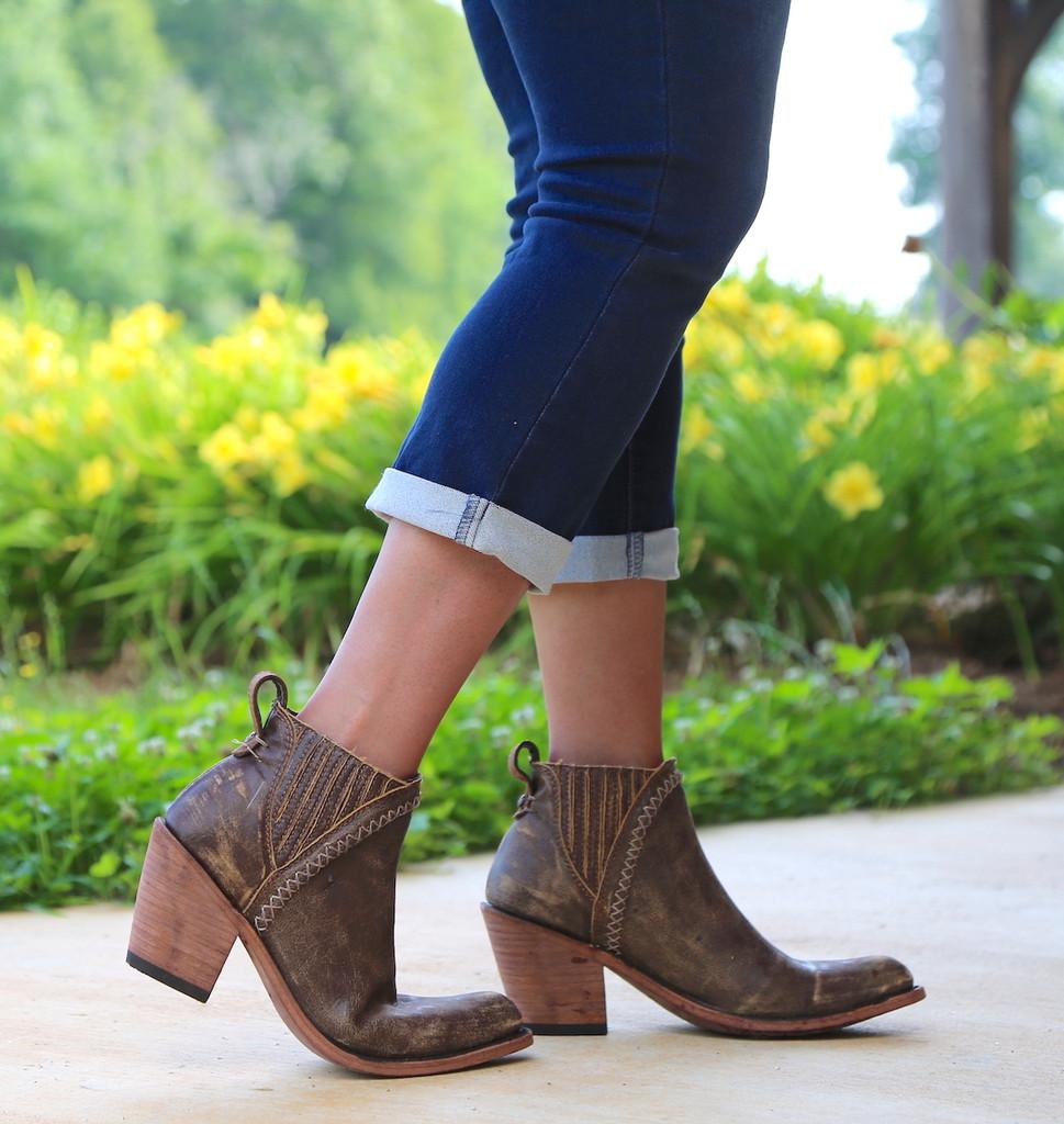 Liberty Black Grieta Cafe Boots LB712360 Walk