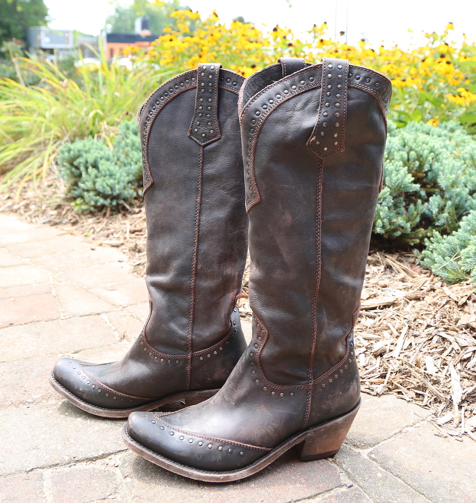 Liberty Black Tall Keeper T Moro Boots LB71166 Picture