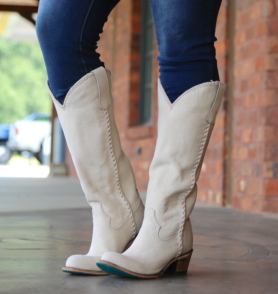 Lane Plain Jane Bone Boot LB0350J Picture
