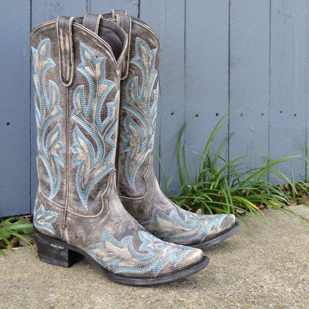 Lane Saratoga Ashwood Boots LB0389D Picture