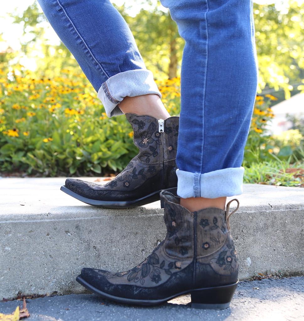 Old Gringo Bonnie Short Brown Boots BL2974-1 Photo