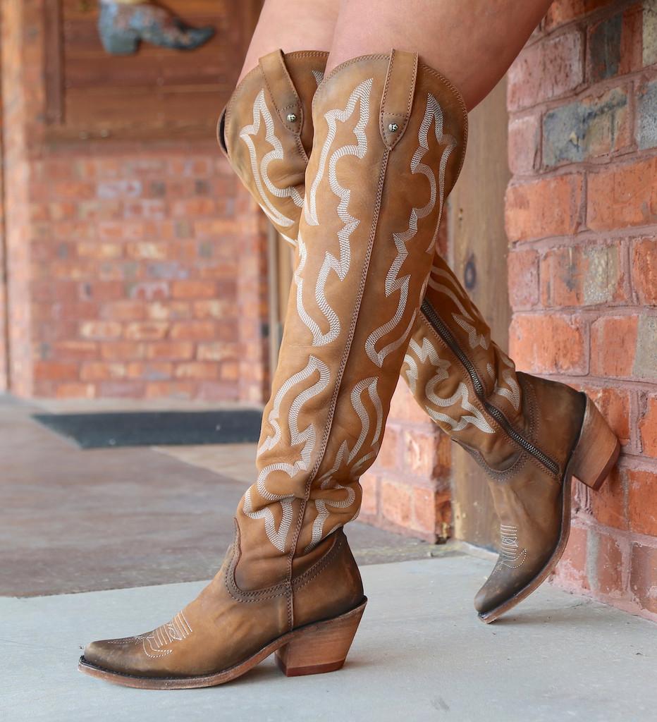Liberty Black Allyssa Faggio Tall Boots LB712989 Picture