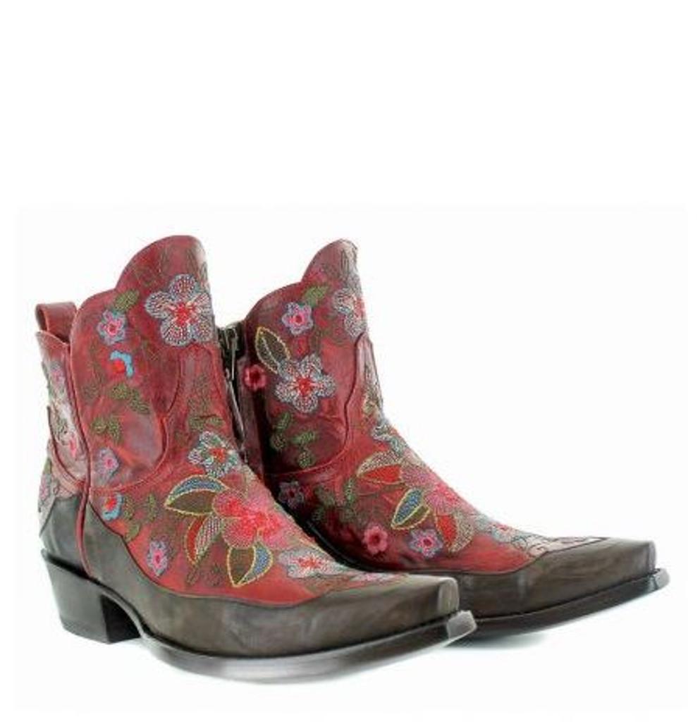 Old Gringo Bonnie Short Red Boots BL2974-3 Image