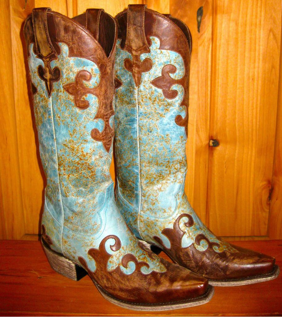 Dawson Boots Side Profile