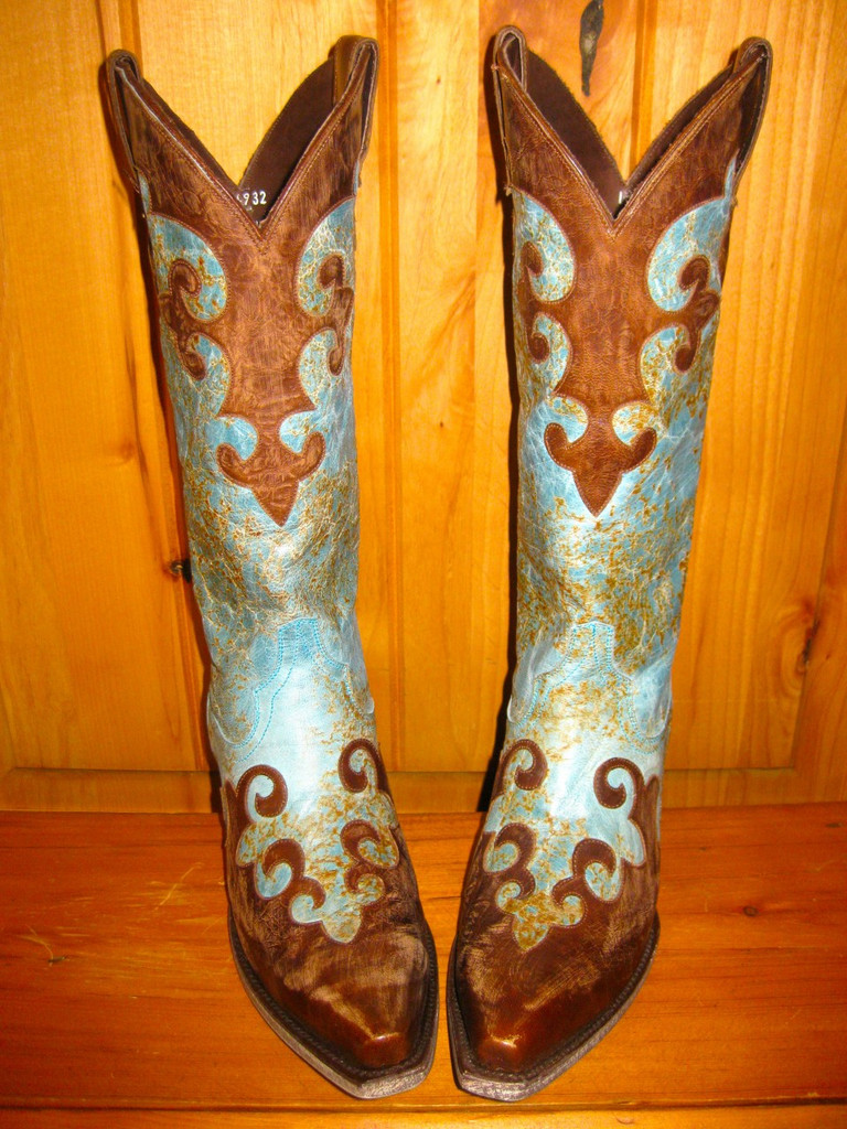 Dawson Boots LB0023A Front Image
