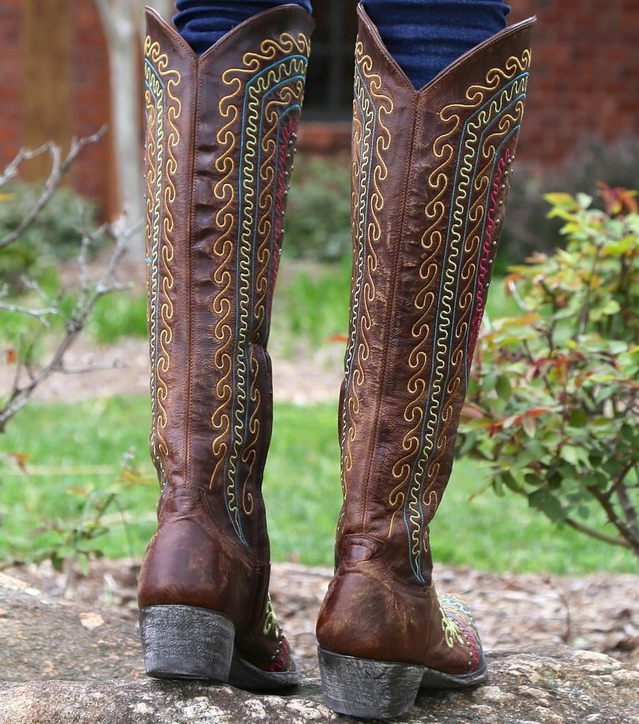 Old Gringo Gaban Boot L929-2