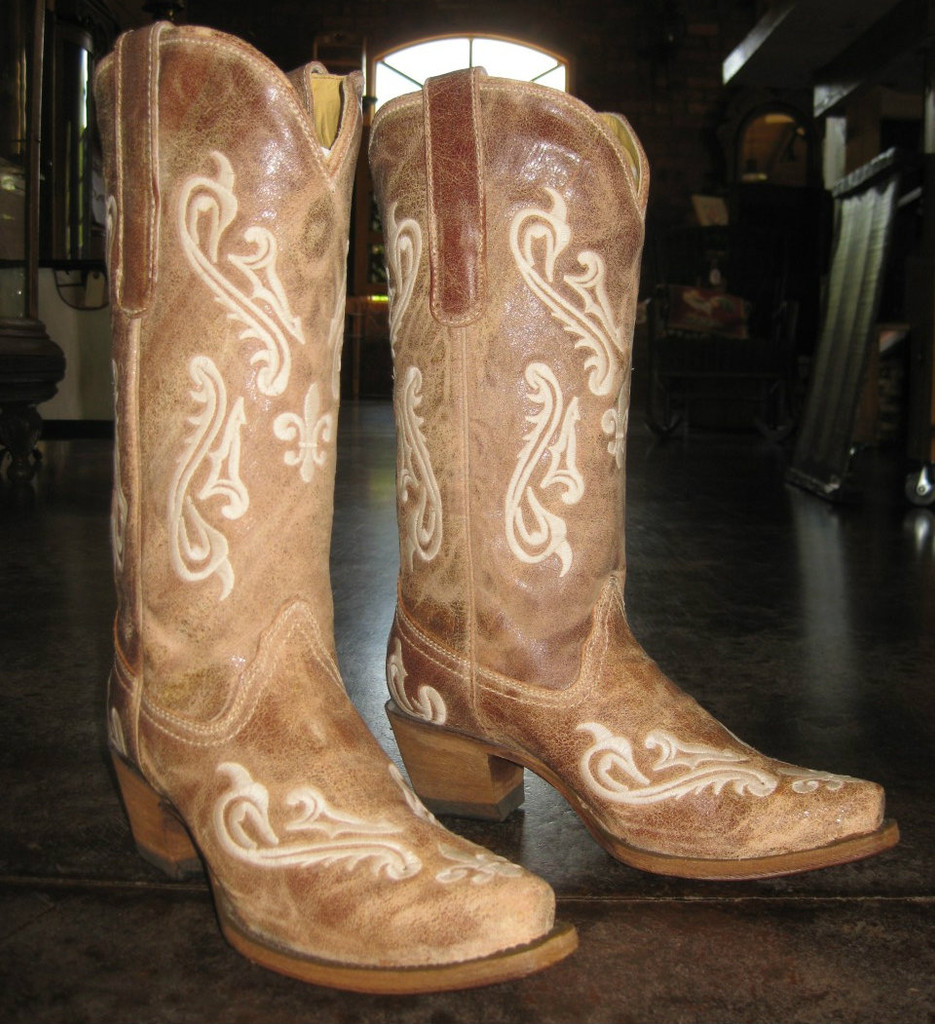 Corral Honey Cortez Boots