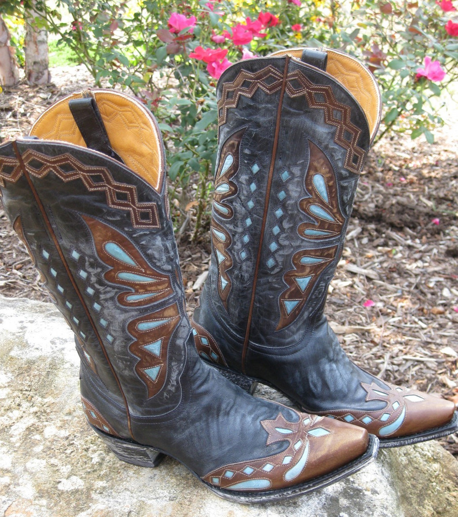 Old Gringo Monarca Boots Picture