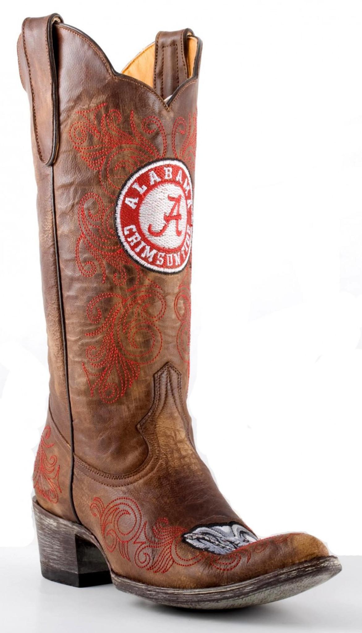 ddce1379570 Gameday University Of Alabama Women's Boots