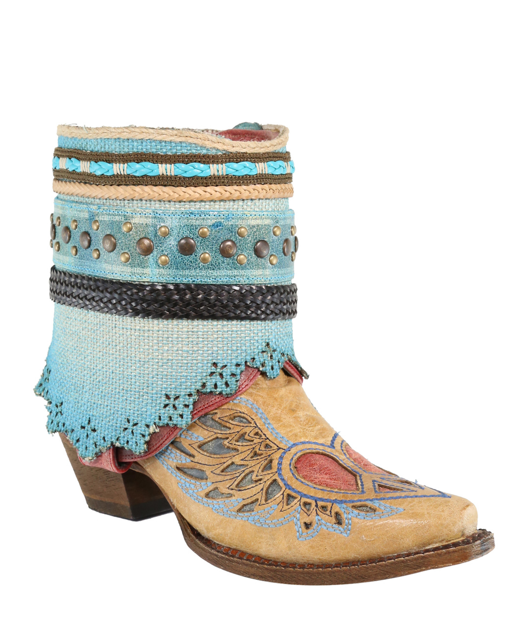 Details about  /Splendid Women/'s Carla Ii Ankle Boot  6 Natural