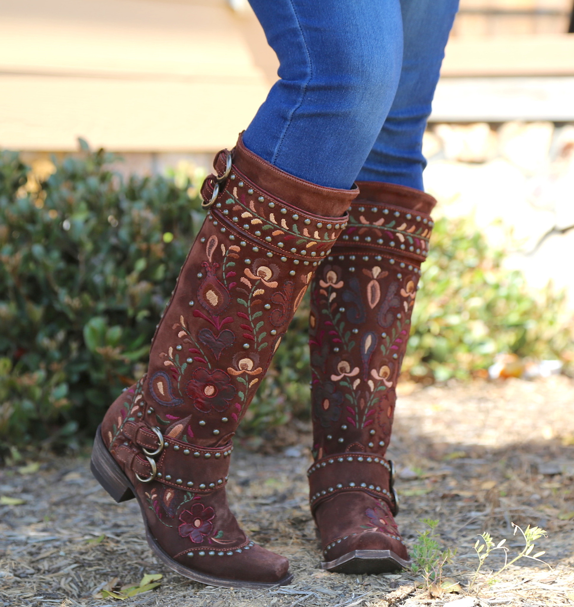 Midori Travelers Double By Old Gringo Travelers Traders Brunette Boots Ddl0321 Picture Rivertrail Mercantile Double By Old Gringo Travelers Traders Brunette Ddl0321
