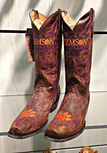 Gameday Clemson Men's Boot CL-M035-1