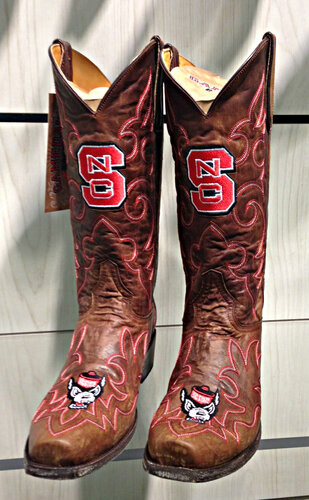 Gameday NCSU Men's Boot NCS-M052-1