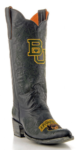 Gameday Baylor Boots Main