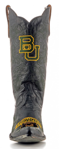 Gameday Baylor Boots Front