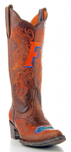 Gameday Florida Boots Main