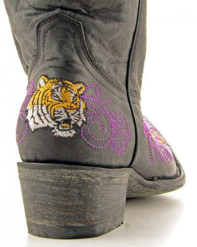Gameday Louisiana State Boots Heel