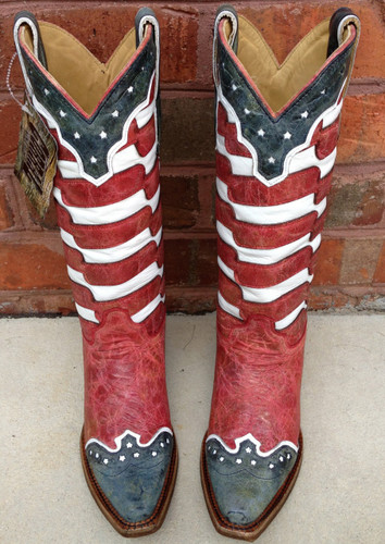 Corral USA Boot