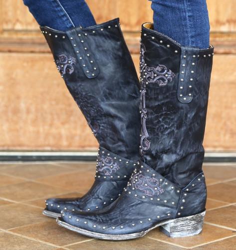Old Gringo Krusts Boots Blue L1295-1 Picture