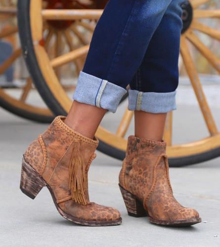 Old Gringo Adela Boots BL1116-13 Fringe