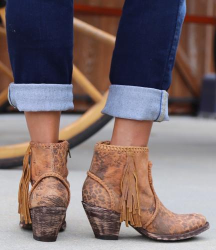 Old Gringo Adela Boots BL1116-13 Heel