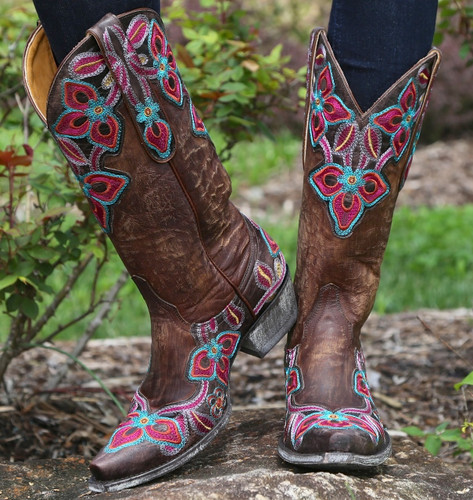 Old Gringo Marrione Boots L836-13