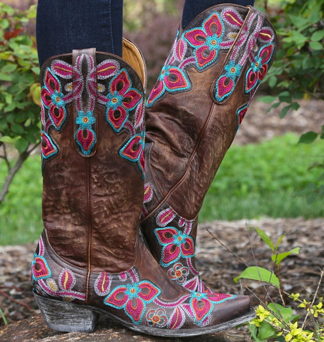 Old Gringo Marrione Boots L836-13 Image