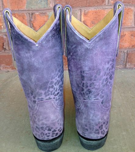 Old Gringo Leopardito Purple L168-13
