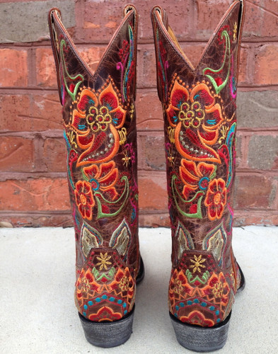 Old Gringo Olivia Boots L1629-3