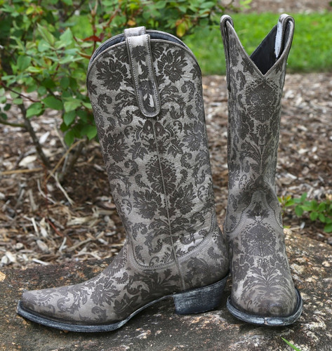 Old Gringo Nadia Black Boots L1642-1