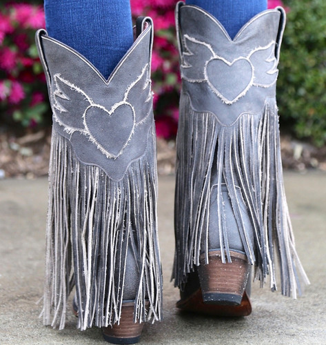 Junk Gypsy by Lane Dreamer Boots JG0004A Heel