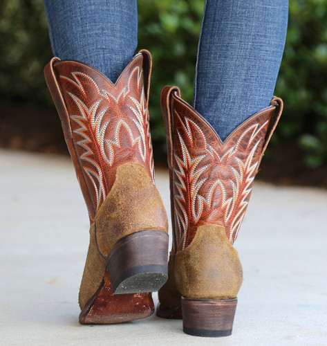 Junk Gypsy by Lane Dirt Road Dreamer Boots JG0003A Heel