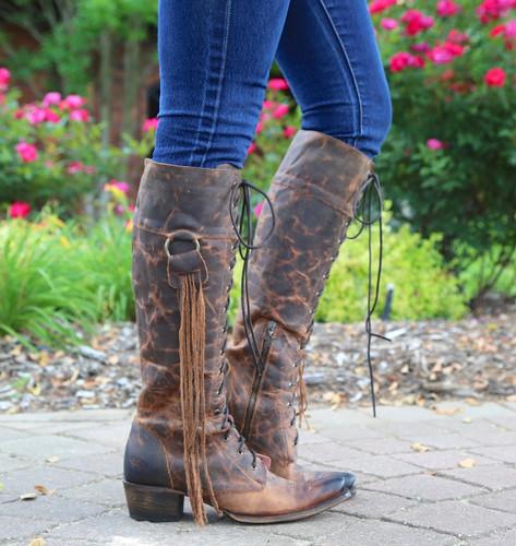 Junk Gypsy by Lane Trailblazer Brick-Toned Boots JG0010C Photo