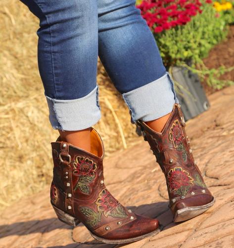 Old Gringo Jazmin Boots L1989-2 Photo