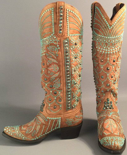 Kippys by Lane Victoria Spiked Tan KP0008A Manufacturers Image