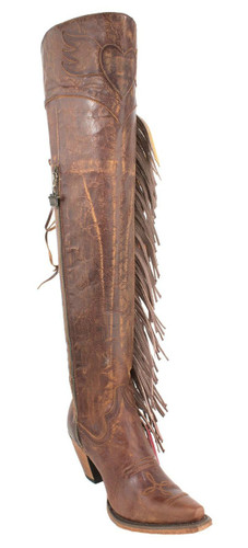 Junk Gypsy by Lane Spirit Animal Brown JG0022A Front