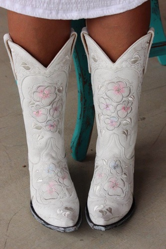 Old Gringo Pansy Bride Boots Main Picture