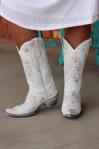 Old Gringo Pansy Bride Boots Picture 1