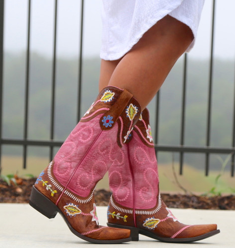 Yippee by Old Gringo Hipolita Boots YL270-3 Image