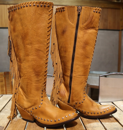 Double D by Old Gringo Spirit Quest Boots DDL012-1 Picture