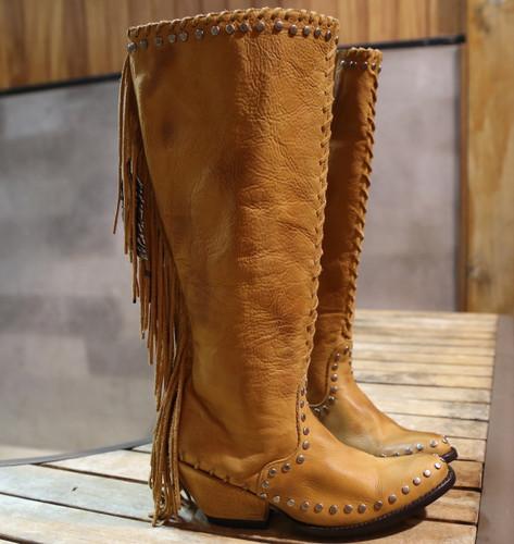 Double D by Old Gringo Spirit Quest Boots DDL012-1 Photo