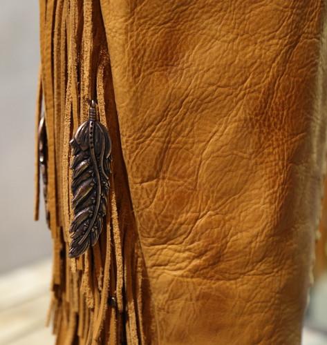 Double D by Old Gringo Spirit Quest Boots DDL012-1 Detail