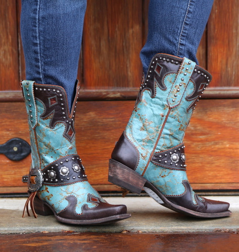 Double D by Old Gringo Ranchitos Ridge Boots DDL011-1 Picture
