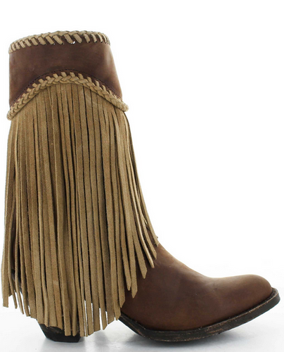 """Old Gringo Kally Cafero 10"""" Boots L1127-8 Side"""