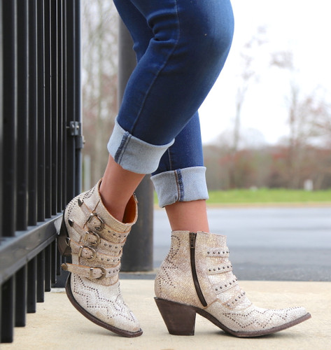 Old Gringo Roxy Milk Boots BL2794-7 Picture