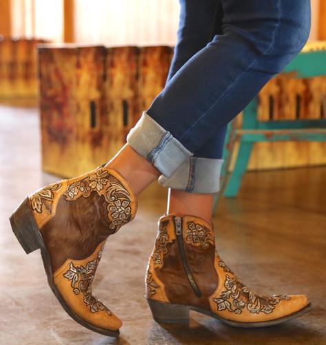 Old Gringo Aster Short Oryx Boots BL2950-2 Walk
