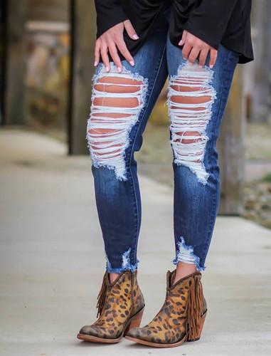Liberty Black Chloe Chita Miel Boots LB712320 Image