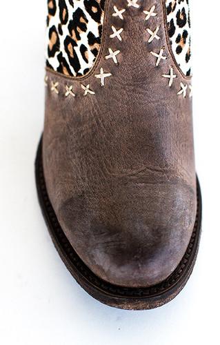 Miss Macie Honey Hush Boots U2012-01 Toe