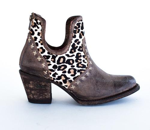 Miss Macie Honey Hush Boots U2012-01 Side